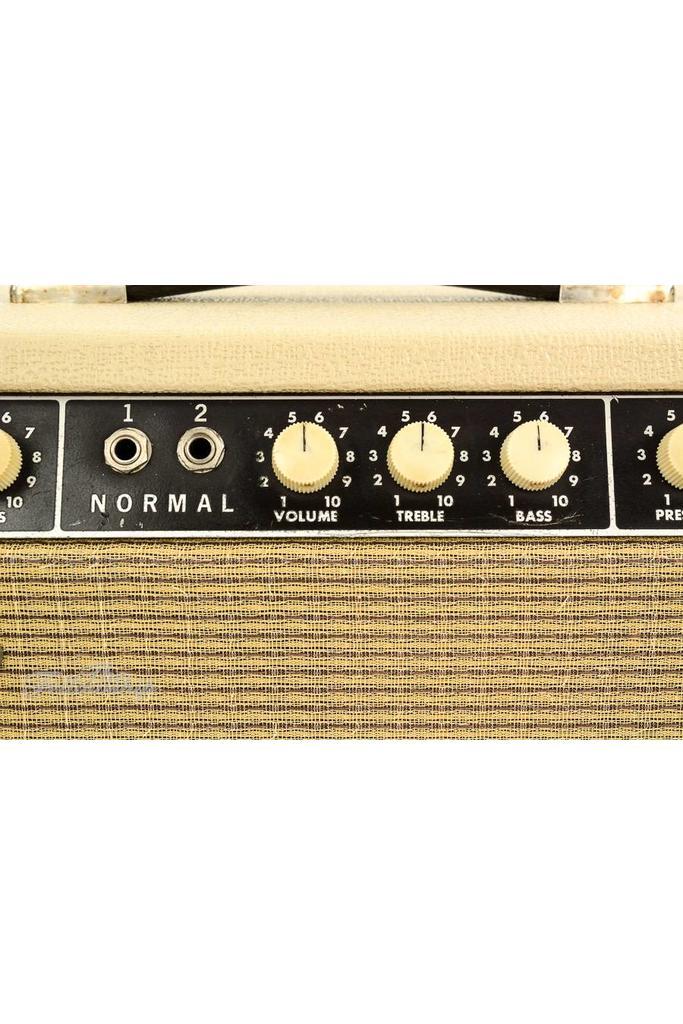 Fender Bassman Head Blonde 1963