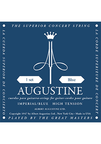 Augustine Augustine Imperal Blue High Tension