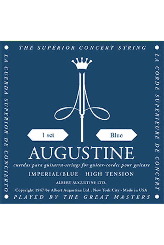 Augustine Imperal Blue High Tension