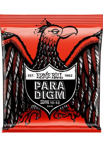 Ernie Ball Ernie Ball 2015 Paradigm Skinny Top Heavy Bottom 10-52
