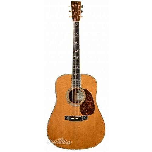 Martin Martin D42 Quilted Mahogany 2 of 5 limited 1997