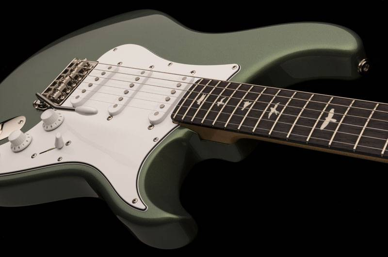NAMM 2019: New PRS Silver Sky Models!