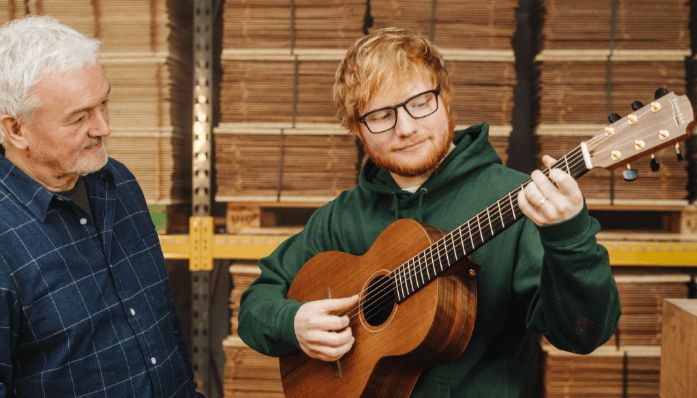 Sheeran Guitars | Lowden x Ed Sheeran Guitars