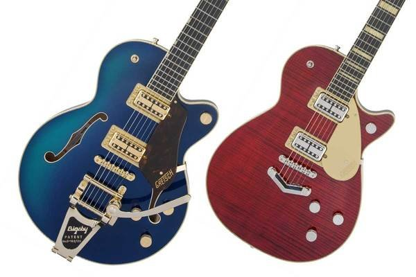 NAMM 2019: Gretsch Refresh! New models!