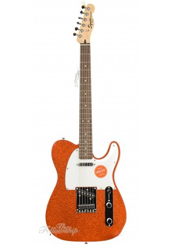 Squier Squier Bullet Telecaster Red Sparkle