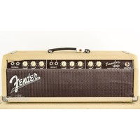 Fender Tremolux Blonde Oxblood 1962 + Cab