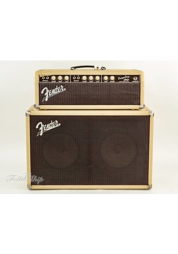 Fender Fender Tremolux Blonde Oxblood 1962 + Cab