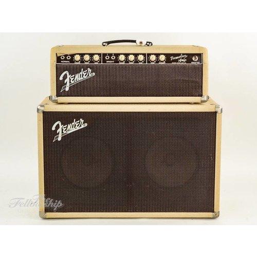 Fender Fender Tremolux Blonde Oxblood 1962 + Cab