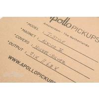 Apollo Pickups T-style Set