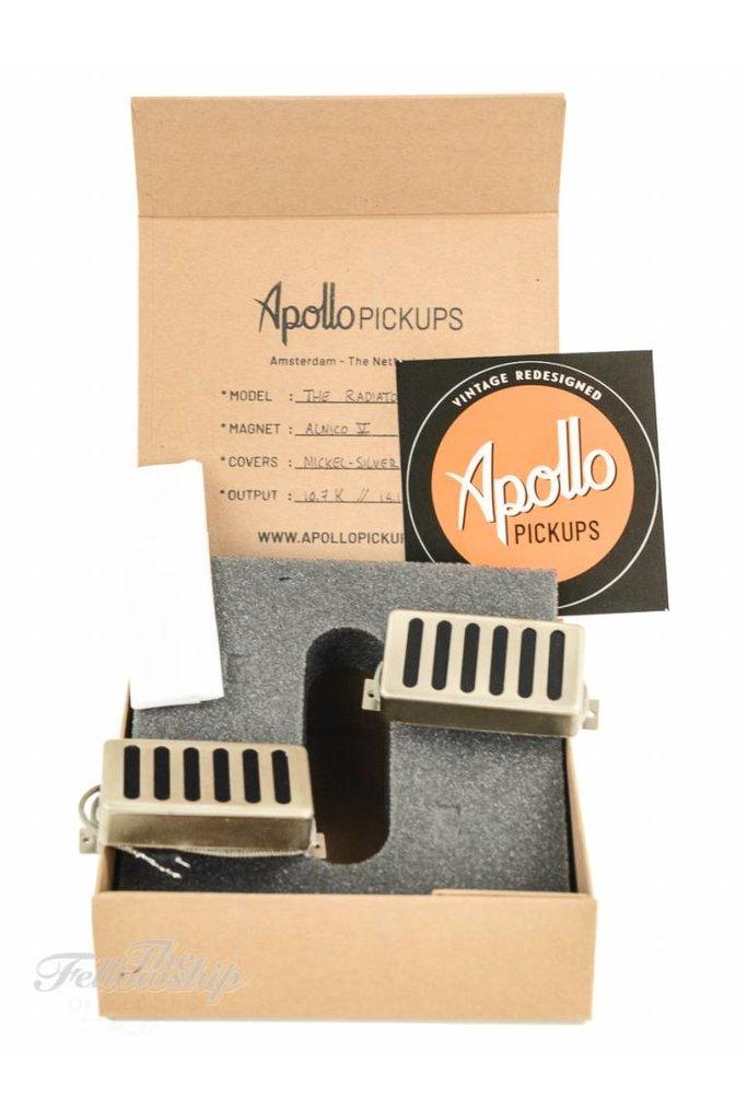 Apollo Pickups The Radiator Humbucker Set