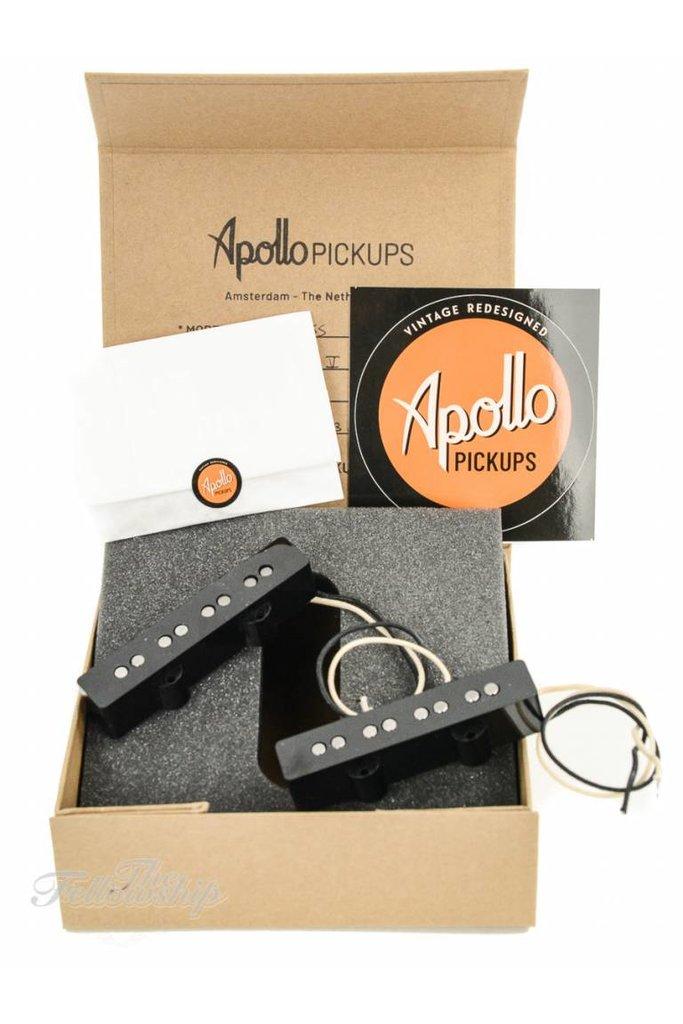Apollo Pickups J-Bass Set