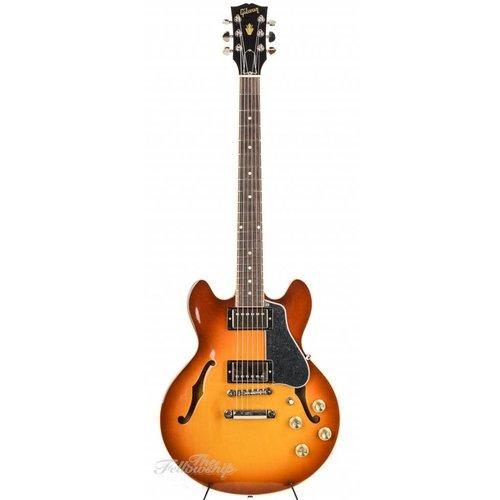 Gibson Gibson ES339 Gloss Light Caramel Burst