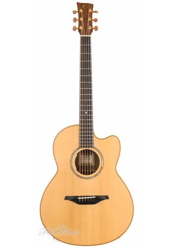 McIlroy McIlroy AS36C Indian Rosewood Italian Spruce LR Baggs