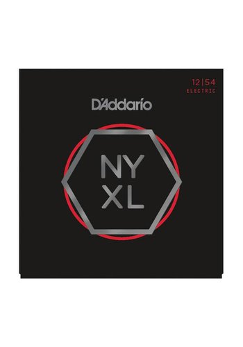 D'Addario D'addario NYXL1254 Medium/Heavy 12-54