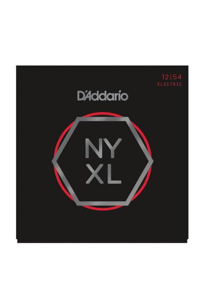 D'addario NYXL1254 Medium/Heavy 12-54