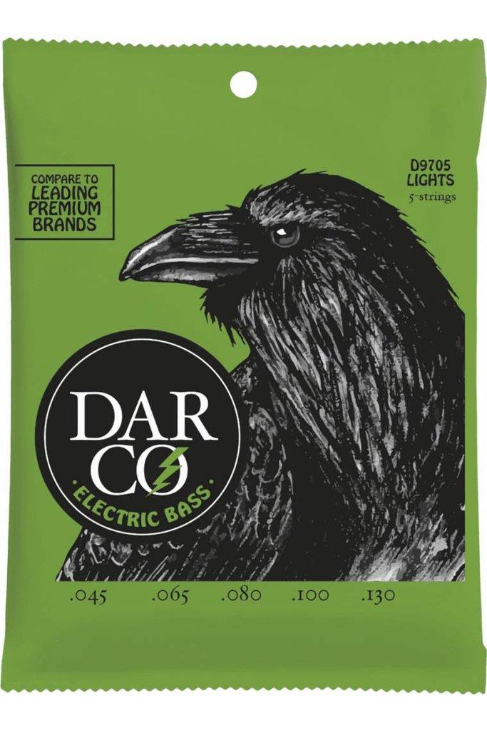 Darco D9705 Bass Lights 5-String 45-130