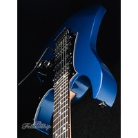 Ibanez Prestige RG655 Blue Japan Cobalt Blue Metallic 2015 Mint