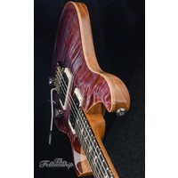 PRS Custom 24 Violet