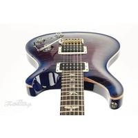 PRS Custom 22 Piezo Violet Blue Burst