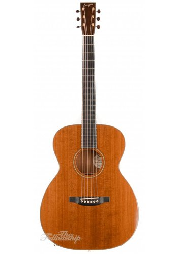 Bourgeois Bourgeois OM Custom Redwood  2011 Mint