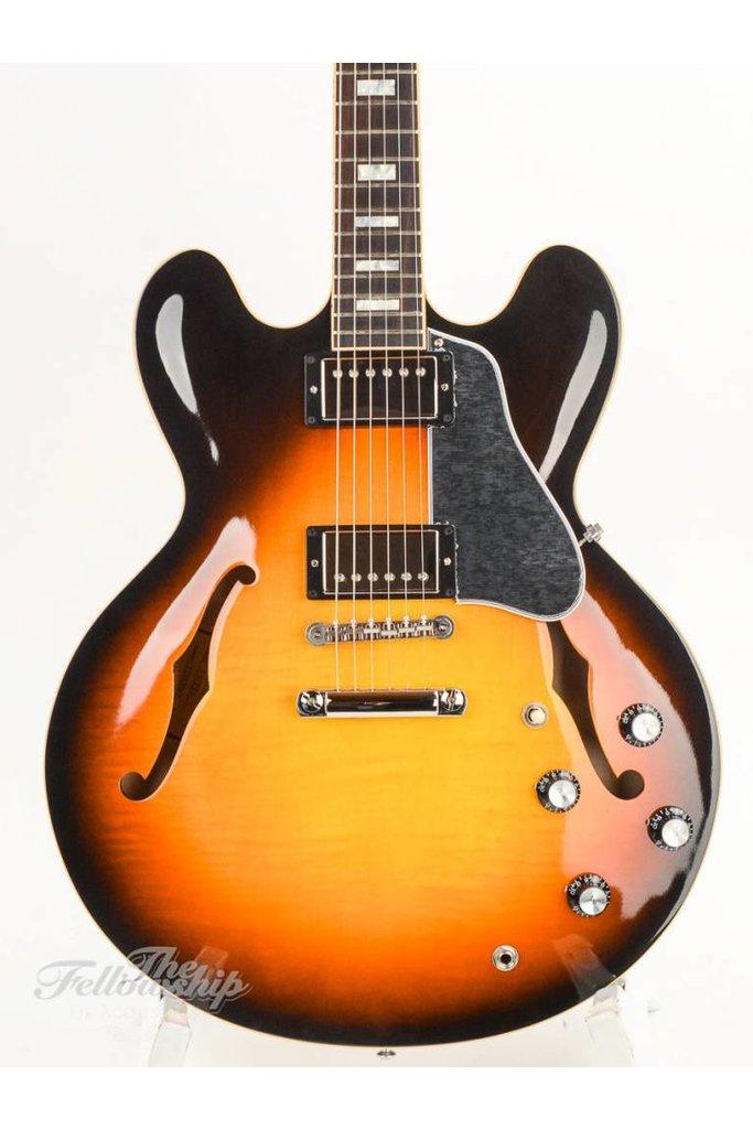 Gibson ES335 Figured Antique Sunset Burst 2019