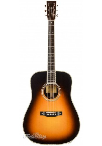 Eastman Eastman E40D Sunburst Lefty