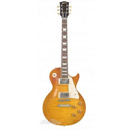 Gibson Gibson Standard Historic Les Paul Mark Knopfler 1958 Aged #055 2016