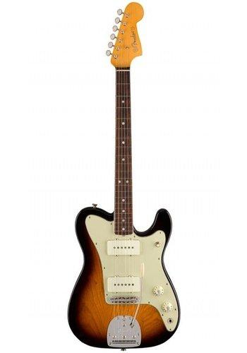 Fender Fender 2018 Limited Edition Jazz Tele 2 Tone Sunburst RW
