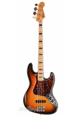 Fender Fender Jazz Bass 3 Tone Sunburst 1973