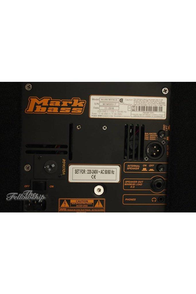 Markbass Marcus Miller CMD101 60 Combo