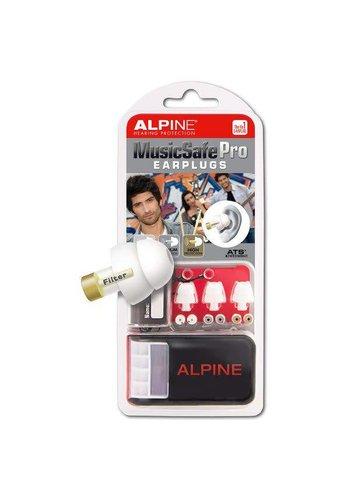 Alpine Alpine MusicSafe Pro White