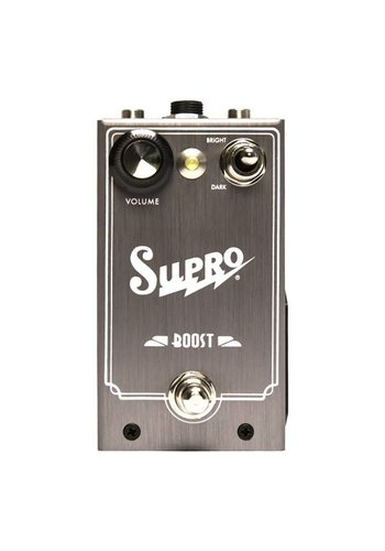Supro Supro Boost Effect Pedal