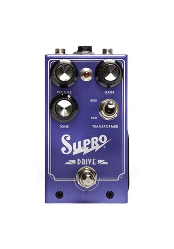 Supro Supro Drive Effect Pedal