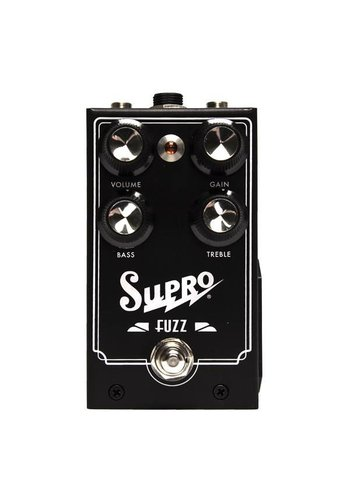 Supro Supro Fuzz Effect Pedal