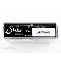 Suhr Thornbucker Bridge 50mm Raw Nickel
