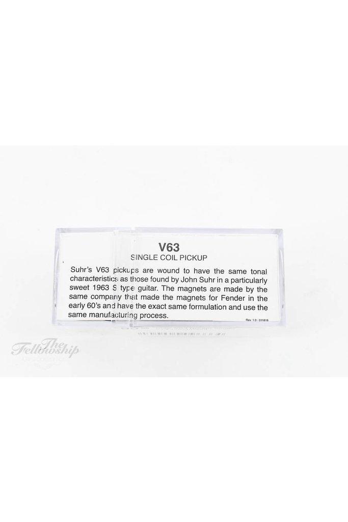 Suhr V63 Bridge Single Coil Parchment