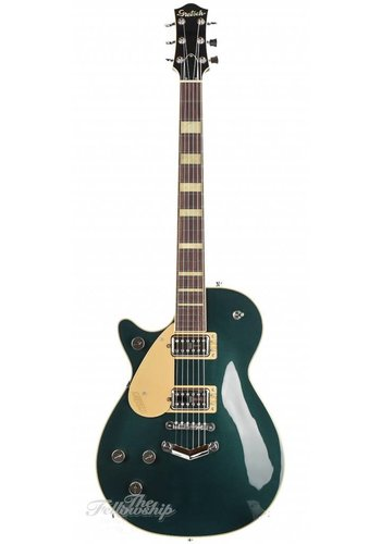 Gretsch Gretsch G6228 Lefty Players Edition Jet Cadillac Green