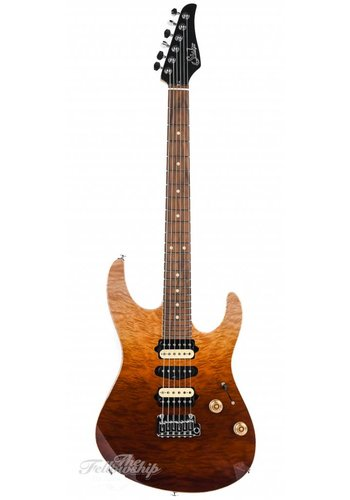 Suhr Suhr Modern Plus Curly LTD Desert Gradient