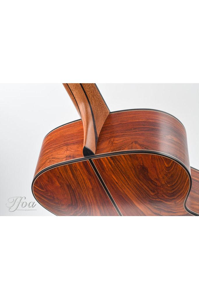 Lowden Lowden O50 Mastergrade Cocobolo Sinker Redwood