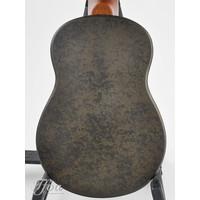 National NRP Steel Ukulele Black Rust Uke