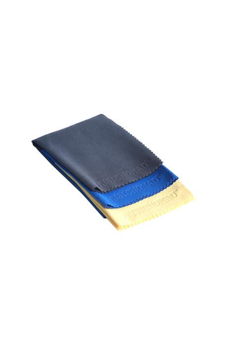 Music Nomad MN203 3-Pack Microfiber Polishing Cloth