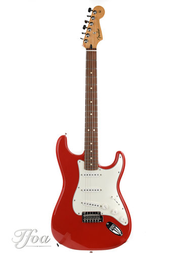 Fender Fender Player Stratocaster Sonic Red Pau Ferro