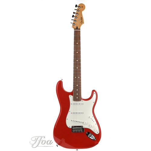 Fender Fender Player Stratocaster Sonic Red Pau Ferro