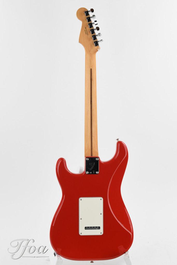 Fender Player Stratocaster Sonic Red Pau Ferro