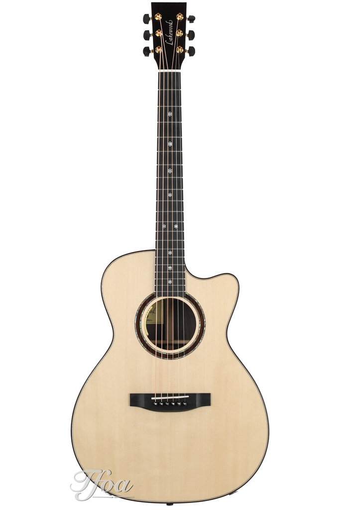Lakewood M32CP With LR Baggs Anthem