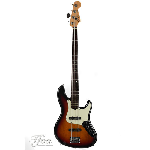 Fender Fender American Deluxe Jazz Bass 2007