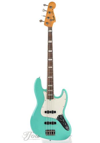 Fender Custom Fender 64 Jazz Bass Custom Shop Seafoam Green Closet Classic 2010