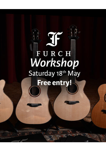 Furch Furch Guitars Workshop