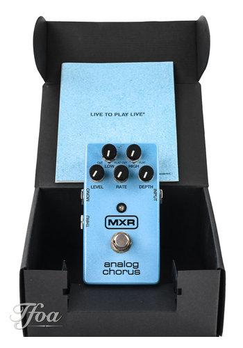 MXR MXR M234 Analog Chorus Used
