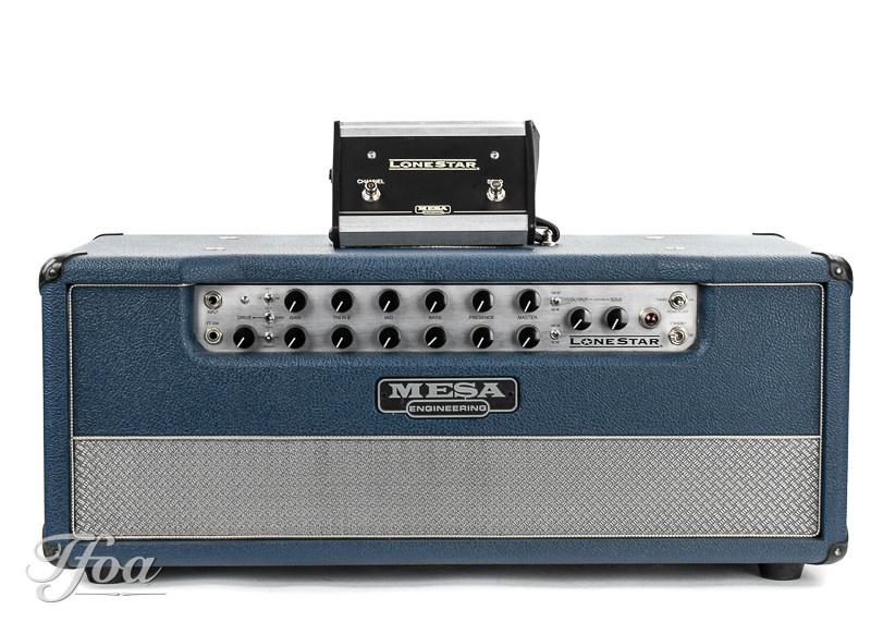 Mesa Boogie Lonestar 100 Head Used
